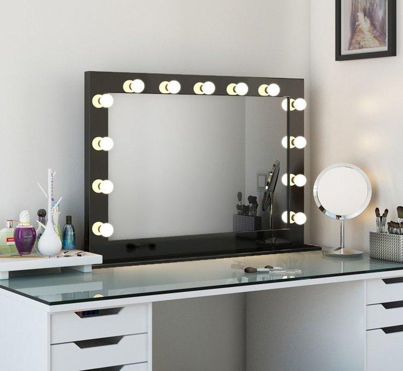 Oglinda Salon Machiaj Make Up Anuntul Ro V3z6gz